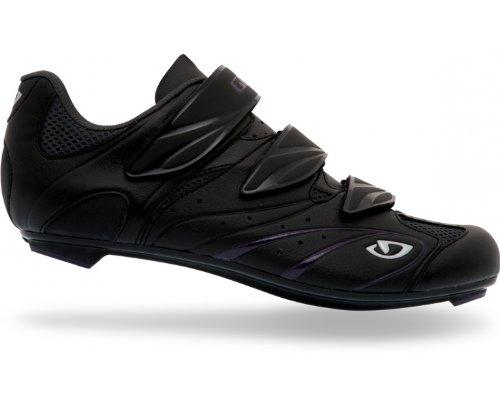 Giro Sante Damen Rennrad Schuhe schwarz 2013: Größe: 39