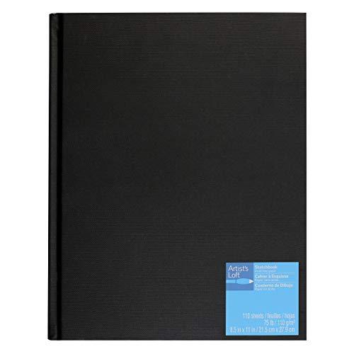 Artist's Loft Hardbound Sketchbook, 8.5