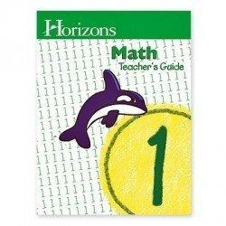- Math Teacher's Guide, Part 1 (Horizons) by Sareta A. Cummins (2004) Paperback