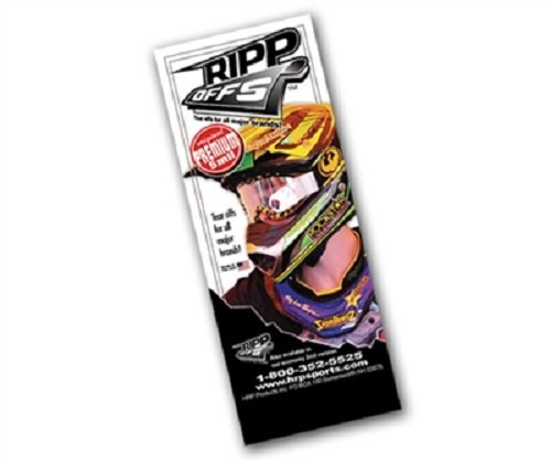 Tear-offs for Smith In-Take Fuel by Ripp-offs HRP Sports - Goggle Goggles Smith Intake