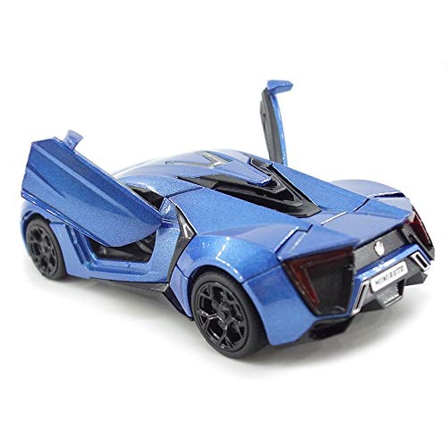tianluo Children's Toy car Model Metal Models Sports Car Pull Back Collection Kids Toy for Kids Boys Gift Casting Print & Toys -  Tianluo6974752416805