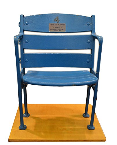 Stadium Seats Yankee - Original Stadium Seat from Yankee Stadium. #4