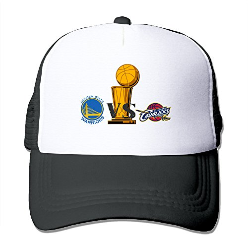 Golden State Warriors VS Cleveland Cavaliers Fashion Cool Mesh Cap Hats