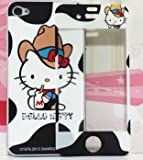 ''HELLO KITTY X COW BOY'' Screen Protector for Iphone 4/4S