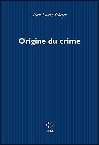 Livre gratuits Origine du crime pdf epub