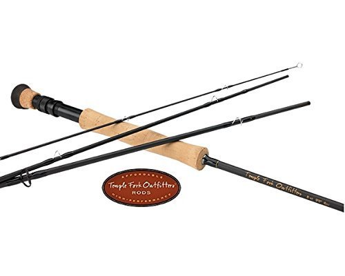 Temple Fork Outfitters Professional Series II Fly Rods Model: TF 09 90 4 P2 (9' 0, 4 pc., 9 wt.) by Temple Fork Outfitters