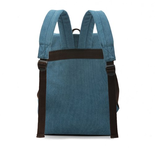 Herebuy Cute Canvas Backpacks For College Girls Cool