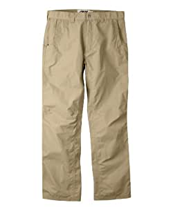 Mountain Khakis Men's Equatorial Pant Relaxed Fit, Retro Khaki, 30 x 30-Inch