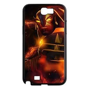 Samsung Galaxy N2 7100 Cell Phone Case Black Defense Of The Ancients Dota 2 EMBER SPIRIT 008 IX7666922