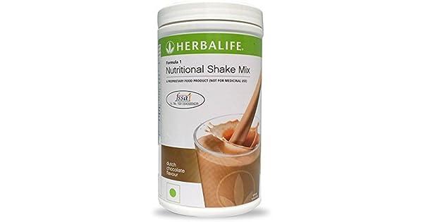 Amazon.com: Herbalife fórmula 1 licuado 500 gramos – Sabor ...