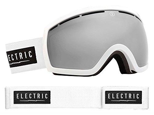 Electric Visual EG2.5 Gloss White Snow - Goggles Eg2.5 Electric