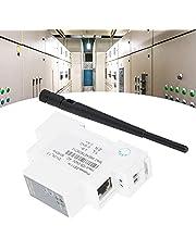 Rail montage RS485 op seriële ethernetserver, 100-240 VAC server RS485 op 10/100 M Ethernet-conversie 100-240 VAC PE11-H voor TCP voor MQTT voor UDP