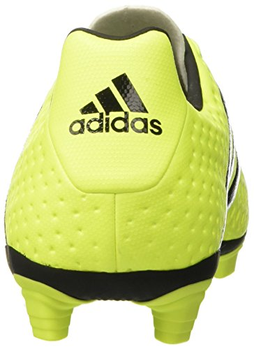 adidas Ace 16.4 Fxg, Botas de Fútbol para Hombre, Multicolor Amarillo (Amasol / Negbas / Plamet)