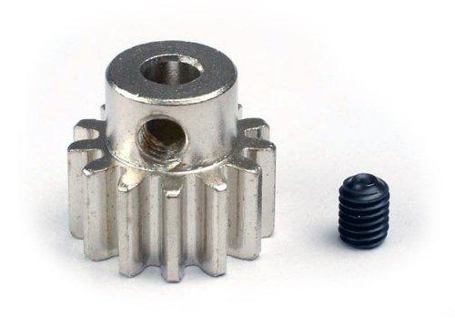 Traxxas 3943 13-T Machined Steel Pinion Gear, 32P (Pinion 13t)