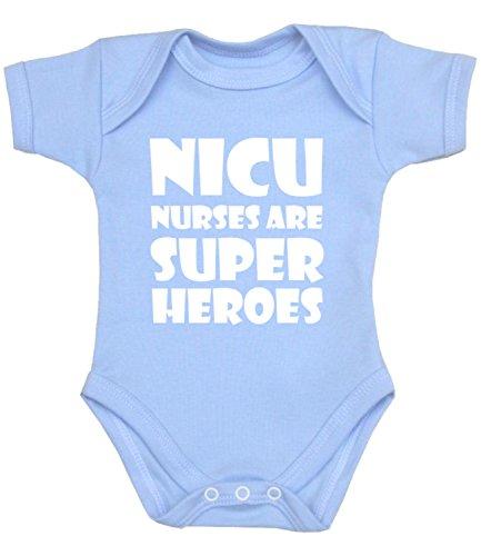 BabyPrem Preemie Baby Creeper Clothes NICU Nurses Superheroes Prem 3 -