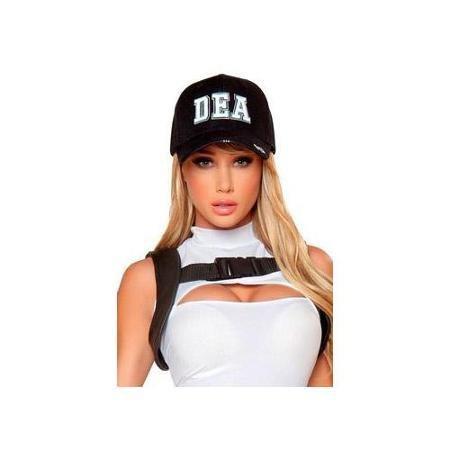 DEA Hat Costume Accessory]()