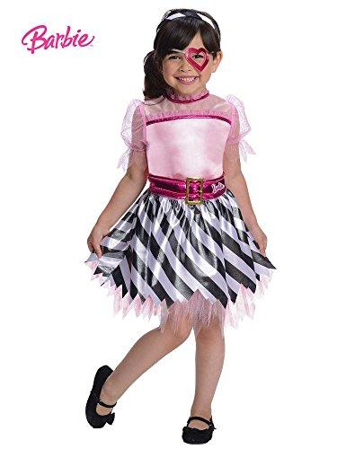 Barbie Pirate Costume, Toddler 1-2