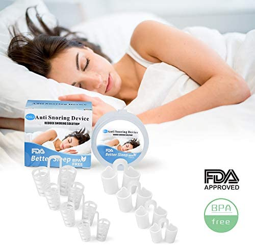 Anti Snoring Devices Comfortable Effectively