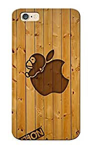 Defender Case For Iphone 6, Wood Apple Inc Pattern, Nice Case For Lover's Gift