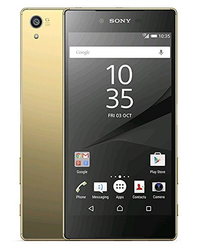 Sony Xperia Z5 Premium Dual E6883 5 5  23Mp 32Gb Smartphone   International Version   No Warranty  Gold