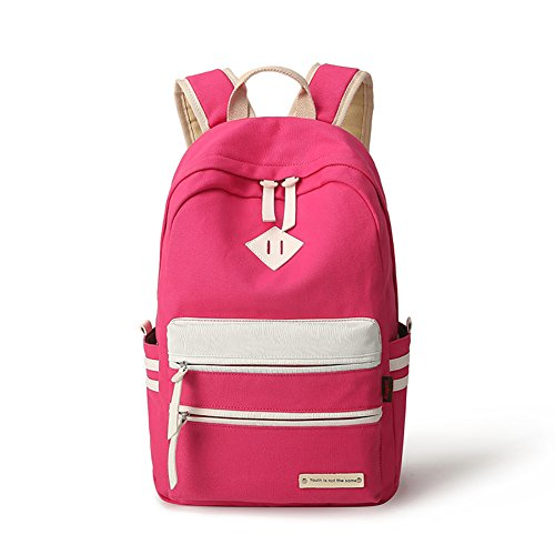 Flyingsky Printed Unisex Activities Outdoor 35L for Rucksack and Backpack Rose Student Bag Camouflage Nylon 4410wqrE