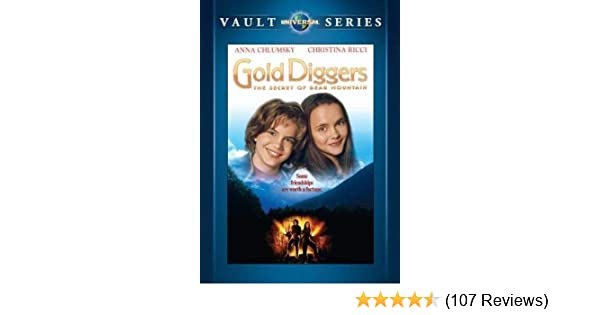 Amazoncom Gold Diggers The Secret Of Bear Mountain