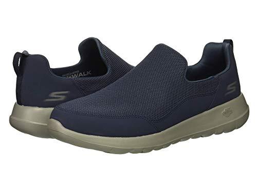 [SKECHERS(スケッチャーズ)] メンズスニーカー?ランニングシューズ?靴 Go Walk Max 54626 Navy/Gray 12 (30cm) D - Medium