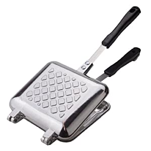 (Captain Stag) M-8617 Sandwich Toaster