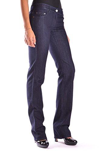 Fendi Jeans Donna MCBI122012O Cotone Blu