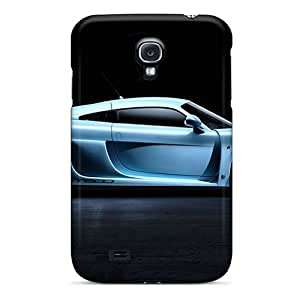 Hot PhpFmGa7447uDxbc Case Cover Protector For Galaxy S4- Noble Side View Noble M600