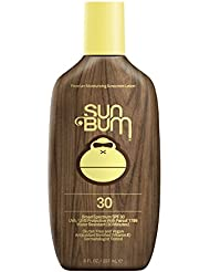 Sun Bum Original Moisturizing Sunscreen Lotion, 1 Count, Broad Spectrum UVA/UVB Protection, Hypoallergenic, Paraben Free, Gluten Free