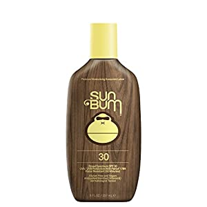 Sun Bum Original SPF 30 Sunscreen Lotion | Vegan and Reef Friendly (Octinoxate & Oxybenzone Free) Broad Spectrum…