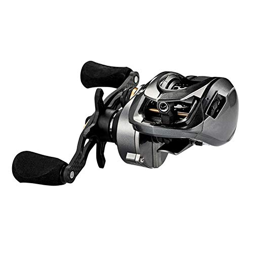 (2019 Reel Gh100 Gh150 7.2:1 Carp Bait Cast Casting Fishing Reel for Trout Perch Tilapia Fishing Tackle,Gh100,12,Right Hand)