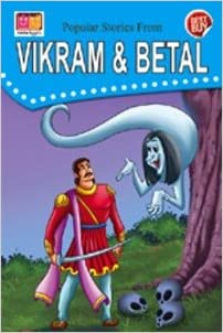 Buy Vikram Betal Popular Story Books Book Online At Low Prices