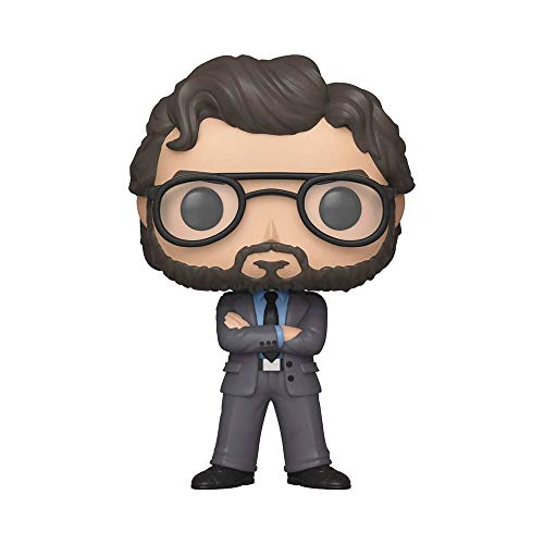 Funko- Pop Vinyl Television Money Heist The Professor Vinilo, Multicolor (34496) , color/modelo surtido