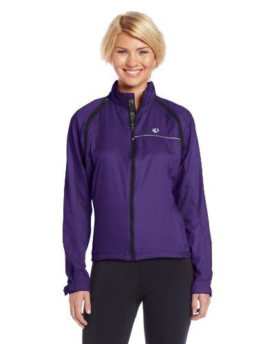 Womens Convertible Wind Jacket (Pearl Izumi Women's Barrier Convertible Jacket, Small,)