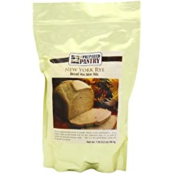 The Prepared Pantry Bread Machine Mix, New York Rye Gourmet, 21.5 Ounce