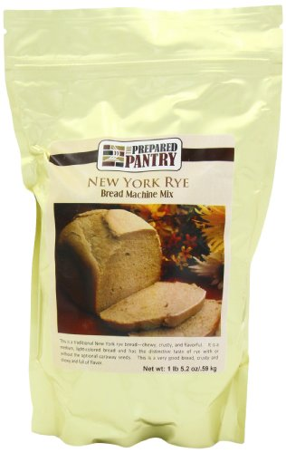 Price comparison product image The Prepared Pantry Bread Machine Mix,  New York Rye Gourmet,  21.5 Ounce