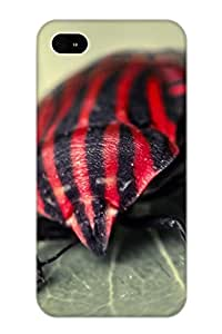 Insecto Animal golfdesign Crooningrose Faddish para For iphone 4/4S/perfect case cover