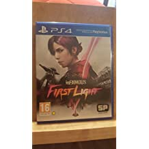 inFAMOUS: First Light [PlayStation 4, PS4]