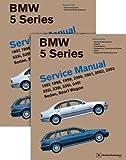 BMW 5 Series 2 Vol (E39 Service Manual( 1997 1998 1999 2000 2001 2002 2003( 525i 528i 530i 540i Sedan Sport Wagon)[BMW 5 SERIES 2 VOL (E39 SERVIC][Hardcover]