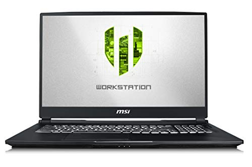 "MSI WE75 9Tk-654 17.3"" Mobile Workstation"