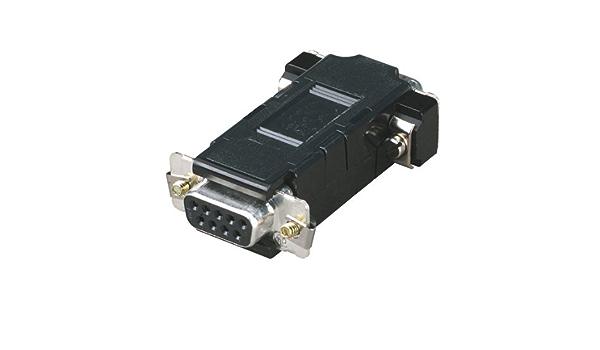 AME Asynchronous Modem Eliminator DB9 Male//Female