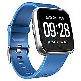 Smart Watch Waterproof Multisport Fitness Tracker for Women Men Activity Tracker with Heart
