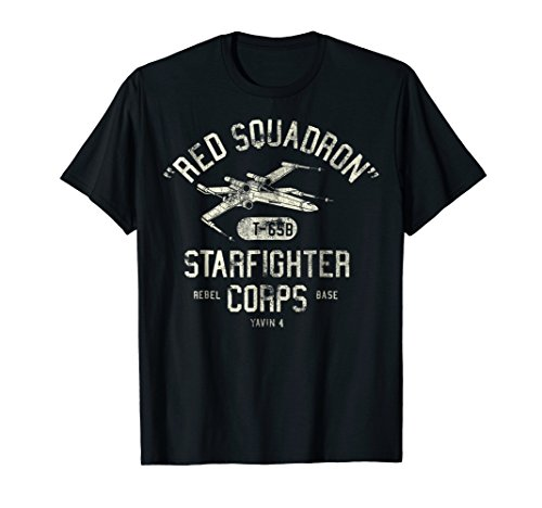 Star Wars Rebel X-Wing Starfighter Corps Collegiate T-Shirt