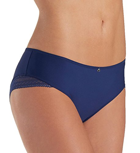 Passionata by Chantelle Cheeky Hipster Panty (4058) S/Polka Blue