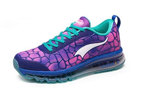En Pour Onemix Course Bleu D'air Femmes Sportif Baskets Jogging Lger Marche Poids Air Coussin Exercice Rouge Sport Chaussures Entranement Plein Gym De qXrwRxOX