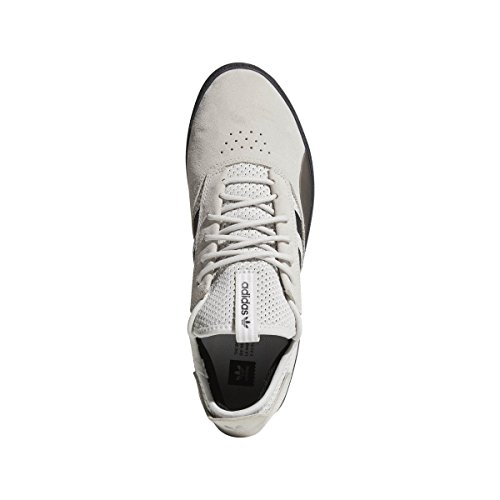 buy sale online adidas 3ST.001 (Core Black/White/Silver Metallic) Men's Skate Shoes Grey One/Core Black manchester great sale clearance original manchester great sale cheap online cheap sale get to buy CzAKZ