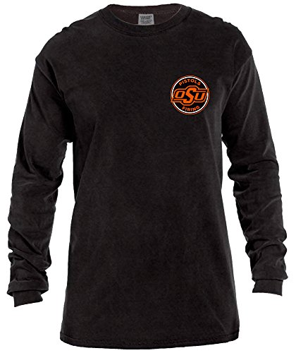 NCAA Rounds Long Sleeve Comfort Color Tee