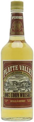 プラットヴァレー コーンウィスキー [ ウイスキー アメリカ合衆国 750ml ] [並行輸入品]